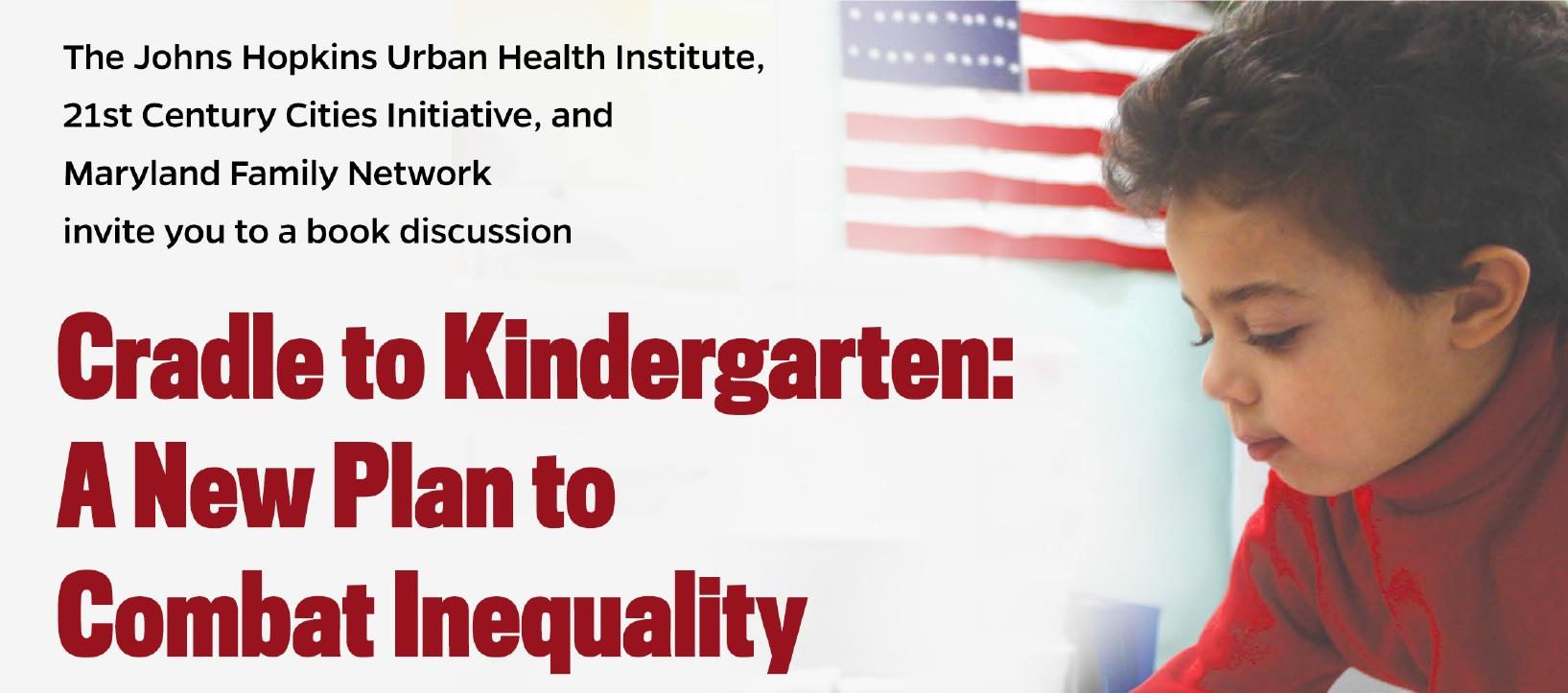 Cradle to Kindergarten Event Banner