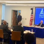 21CC senior fellow Mary Miller testifies in front of a US Senate committee hearing